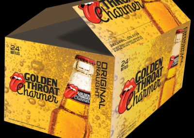 Inkjet Decal Beer Box