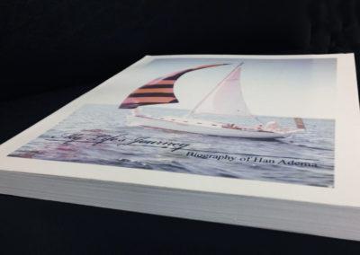 Book - Perfect Bound Spine