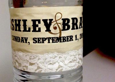 Label - Water Bottle